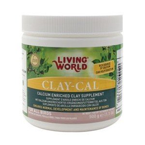Living World Clay-Cal (calcio)