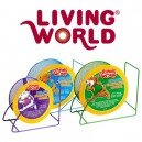 Living World. Ruedas de Ejercicio Deluxe