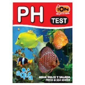 IOn TEST PH - AGUA DULCE Y SALADA