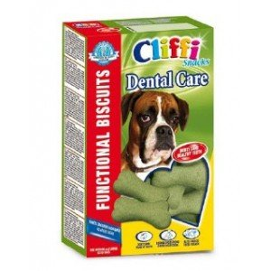 GALLETAS CLIFFI DENTAL CARE GRANDES RAZAS 350gr