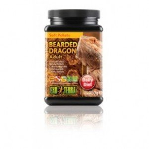 EXO TERRA ALIMENTO DRAGON ADULTO pogona adulta