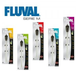 Fluval. Calentador Sumergible Serie M