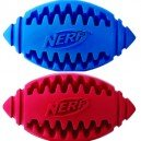 NERF Juguete para perro teether pelota de rugby dental