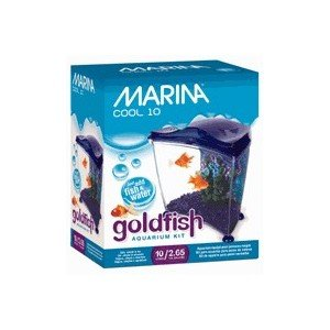 Marina Cool Purpura Goldfish Kit 10Litros