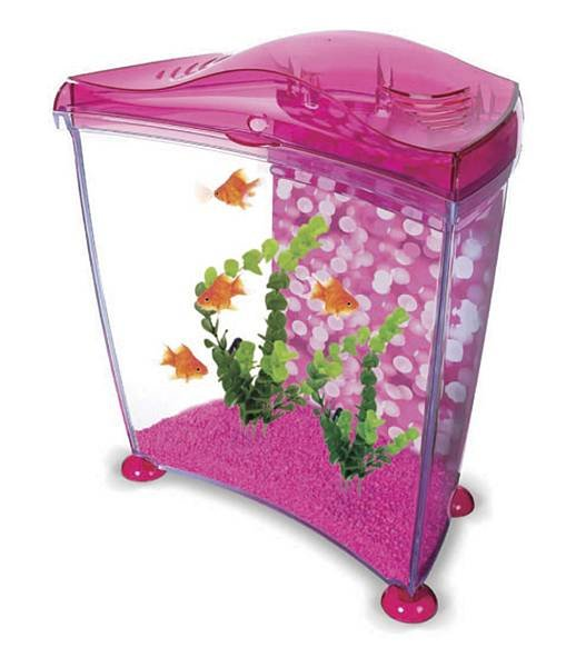 Marina Cool Goldfish Kit 10 LTS Rosa